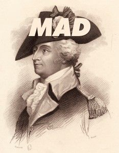 Dear Mr History How Did General Mad Anthony Wayne Get
