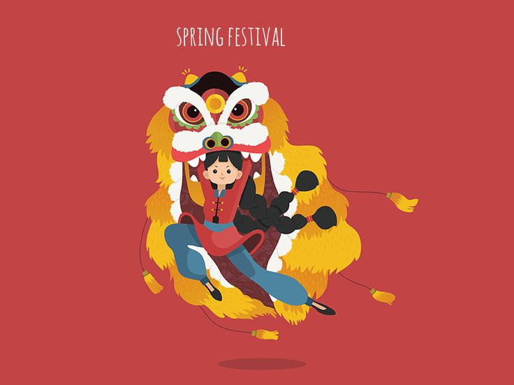 Spring Festival by AugustTree