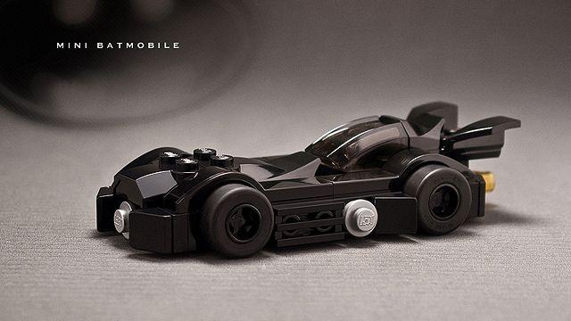 LEGO Ideas - Mini Batmobile