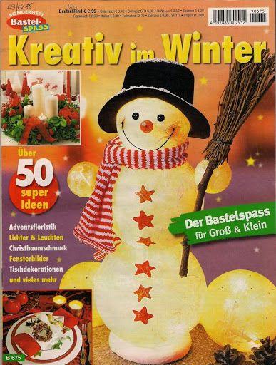 Bastelspass - Kreativ im Winter - Muscaria Amanita - Picasa Webalbumok