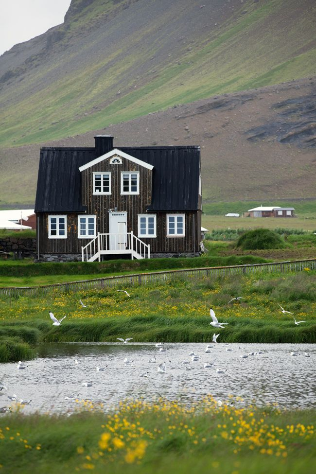 Snaefellsnes, Исландия