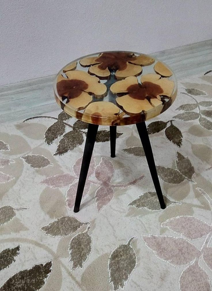 Epoxy coffee table epoxy resin natural tree table resin