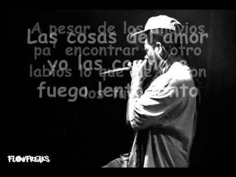 Nach - Tal como eres Letra - Sharif & Andrés Suárez - YouTube