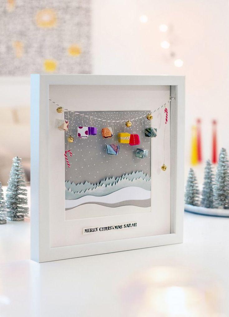 Geldgeschenk Ideen für Weihnachten: DIY Geldgeschenke selber machen