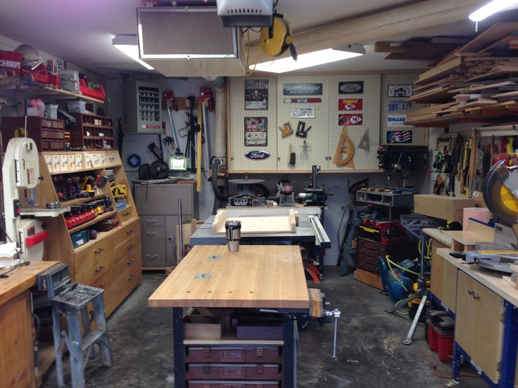 17 Best images about Woodworking Shops on Pinterest | Dust collection, Garage workshop and ...