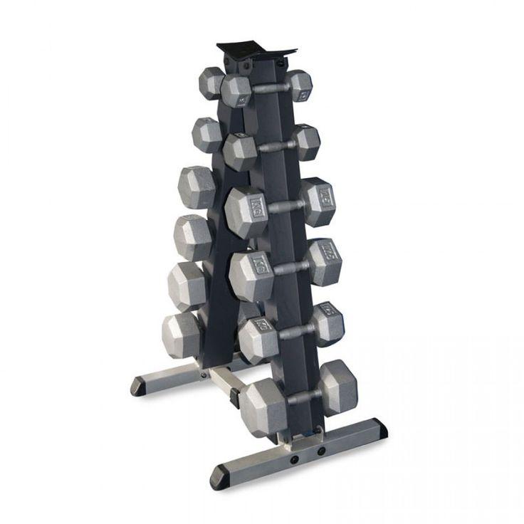 Best ideas about dumbbell rack on pinterest diy