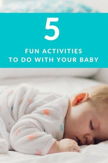 5 Fun Activities To Do With Your Baby || Things To Do With Your Baby || Classes For Babies || What To Do With Your Baby On Maternity Leave