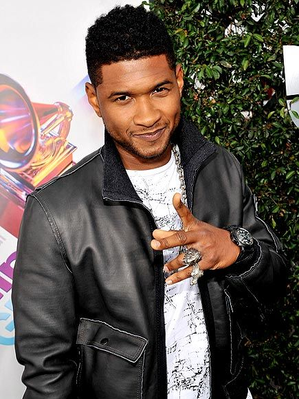 GEORGIA: USHER photo   Usher