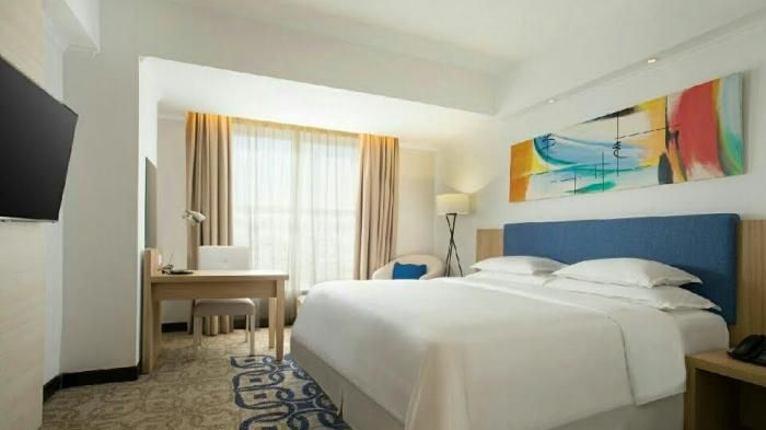 Hotel Four Points by Sheraton Makassar - Pesta Tahun Baru Rp 2,5 Juta, Paket Gala Dinner Rp 350 Ribu