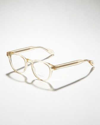 Oliver Peoples Vintage-Inspired Frames