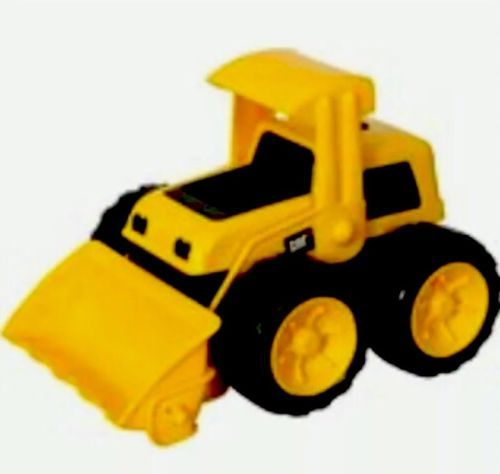 CAT Bulldozer by State Industrial  8  x 6  x 6  Construction Vehicle New CAT Bulldozer By State Industrial 8  x 6  x 6  Cat construction Toy. New purchased for resale by Keywebco Video inspected during shipping Shipped fast and free from the USA The item for sale is pictured and described on this page. The stock photo may include additional items for display purpose only - which will not be included. Packages may show wear or be opened if the battery is replaced or during the inspection…