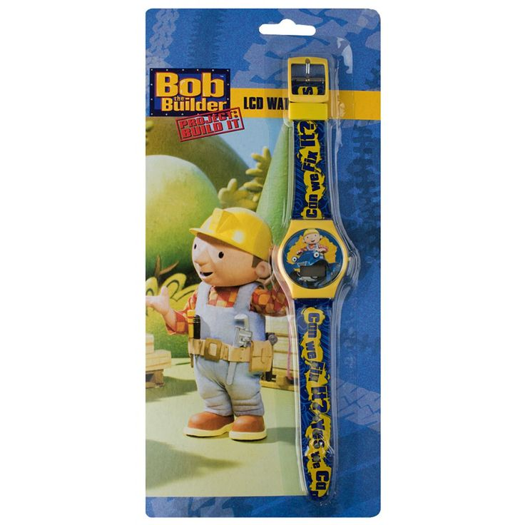 Bob the Builder Watch