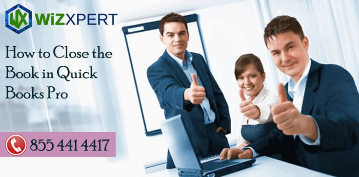 Learn how to Close the Book in QuickBooks Pro and get support by dialing our Quickbooks Pro Support Phone number @ + 1 855 441 4417 .Our expert team of professional resolve all your Quickbooks related issue. We have support and help to provide best solution to remove all your QB technical error. We have to provide the knowledge of how to close the book in quickbook pro .If you get more info click this.  https://www.wizxpert.com/contact-quickbooks-support/