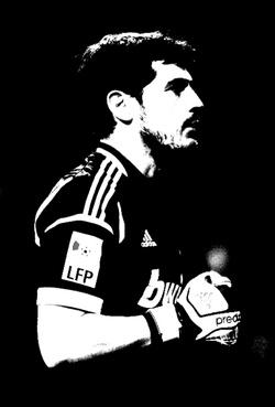 #Iker Casillas