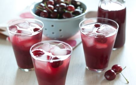Sangria Cooler - great any time of year.
