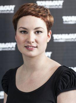 Kaderníčka Lucie Molnárová je veľkou fanúšičkou krátkych dámskych účesov.