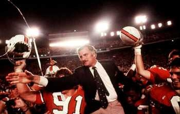 Howard Schnellenberger (1979-1983) Miami Hurricanes Football Head Coach >>> click the image to learn more...