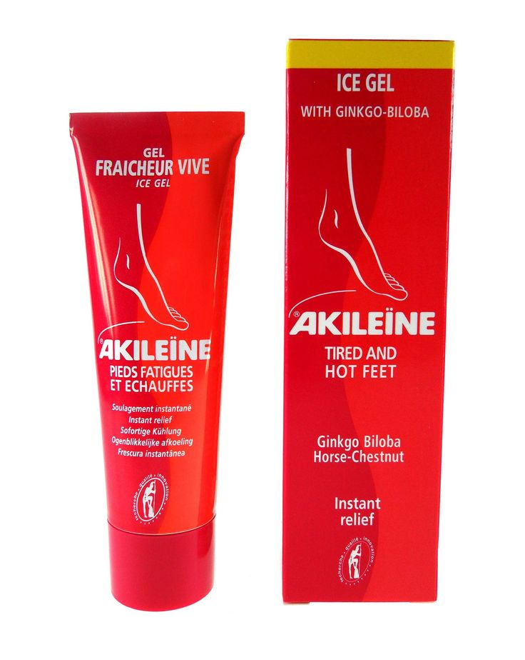 Akileine Ice Gel (#679)