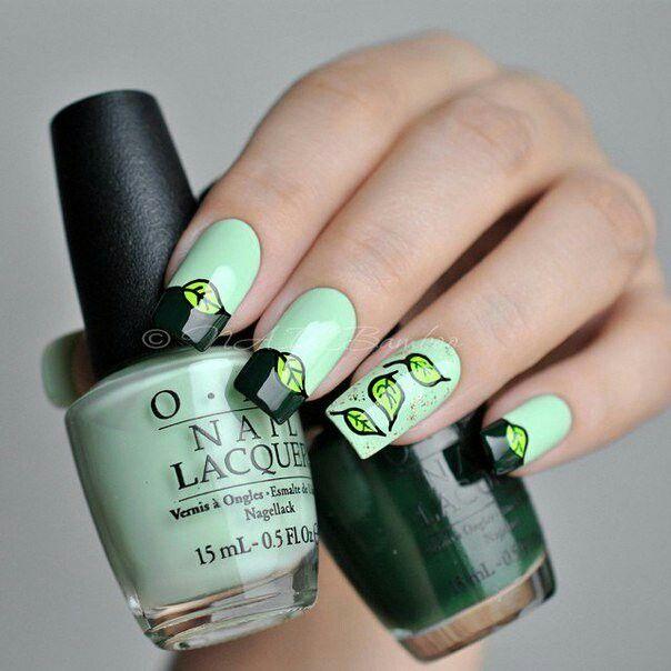 Mejores 31 imágenes de nail art en Pinterest   Belleza, Arte de uñas ...