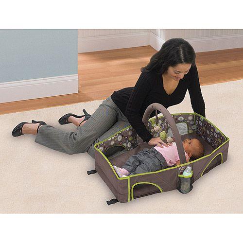 Summer Infant Deluxe Infant Travel Bed 29 99 Walmart