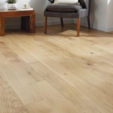 Solid Oak Flooring Solid Wood Flooring Howdens Wood