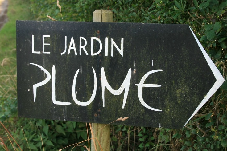 17 best images about le jardine plume on pinterest for Auzouville sur ry jardin plume