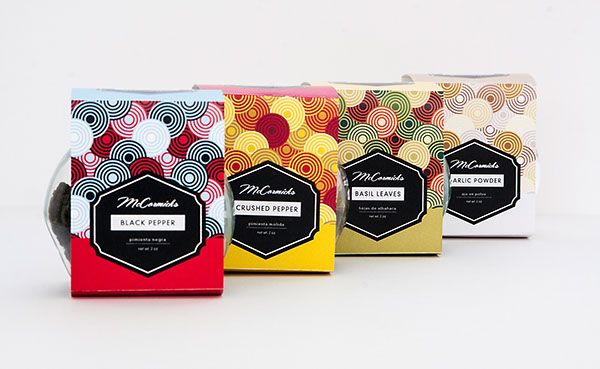 McCormick | Package Design on Behance