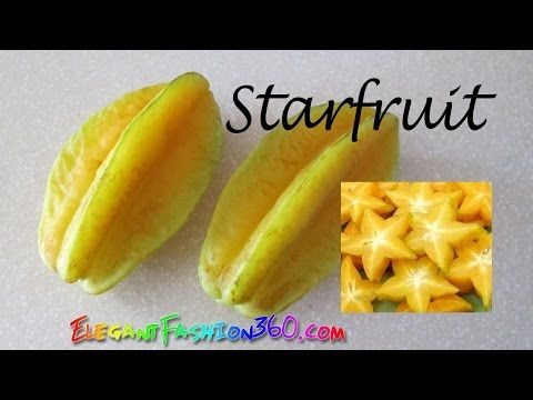 how to eat star fruit healthy fruit compote