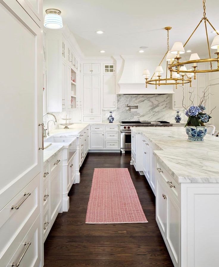 17 Best Ideas About White Marble Kitchen On Pinterest