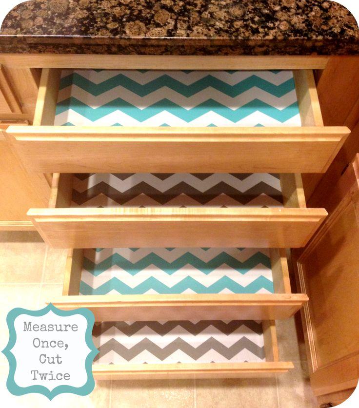 Best 25+ Cabinet liner ideas on Pinterest | Kitchen shelf liner ...