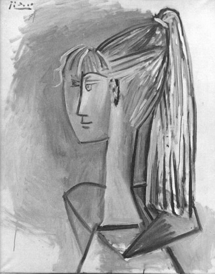 17 Best images about Sylvette David on Pinterest Pablo picasso Museums and Portrait
