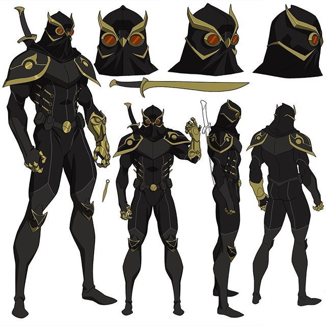 Instagram media by philbourassa - Talon from Batman Vs Robin, 2014. #Talon #batman #batmanvsrobin #villain #batmanroguesgallery #dccomics #dcentertainment #wbanimation #characterdesign