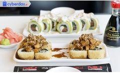 $5.900 en vez de $9.800 por 2 rolls a elección nueva colección 2017 en Niu Sushi. Elige entre 15 sucursales