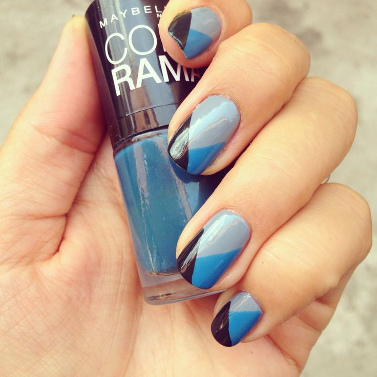 My mani with Colorama