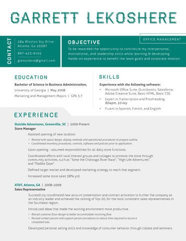 152 best Resumes images on Pinterest Resume maker professional - great resumes