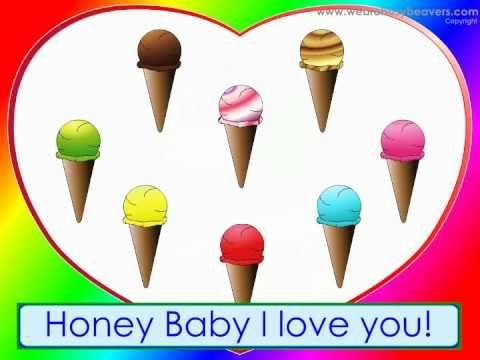 The Calendar Song - Kids + Children Learn English Songs Other Awesome ice cream theme ideas on this site