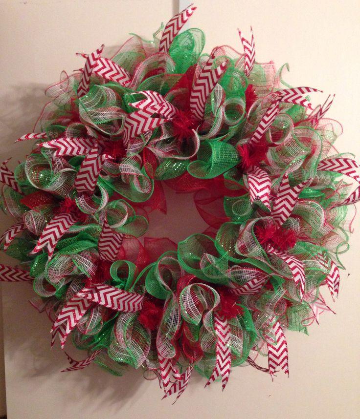 984 best images about Deco Mesh, Wreaths, & Door Decor on Pinterest  Deco mesh, Deco mesh ...