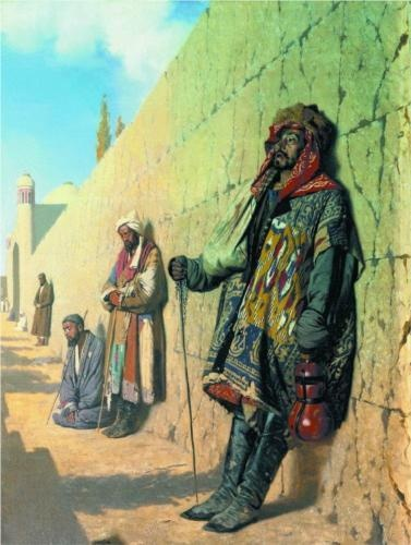 Beggars in Samarkand - Vasily Vereshchagin