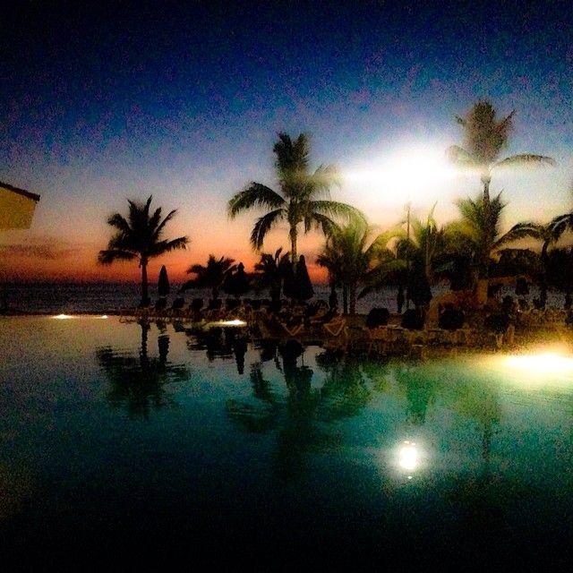 Sunset - Ixtapa, Mexico Photo by: Danielle Yaghdjian