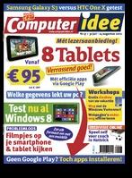 Tijdschrift voor de computerliefhebber en een ieder die thuis met de computer wil werken. Computer Idee staat vol met weetjes, nieuws, tips en verschillende achtergronden.