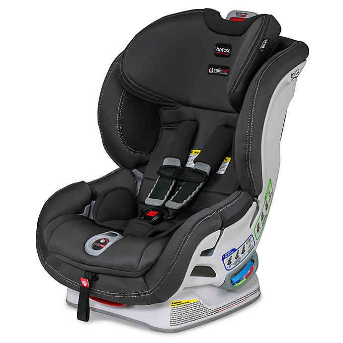 Britax Boulevard Clicktight Cool N Dry Collection Convertible Car Seat In Charcoal Car Seats Convertible Car Seat Britax