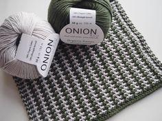 strikket karklud