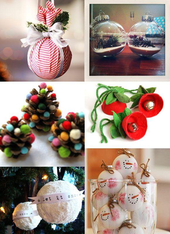 Inspirație de Crăciun 16 – ornamente neconvenționale | Revista Atelierul