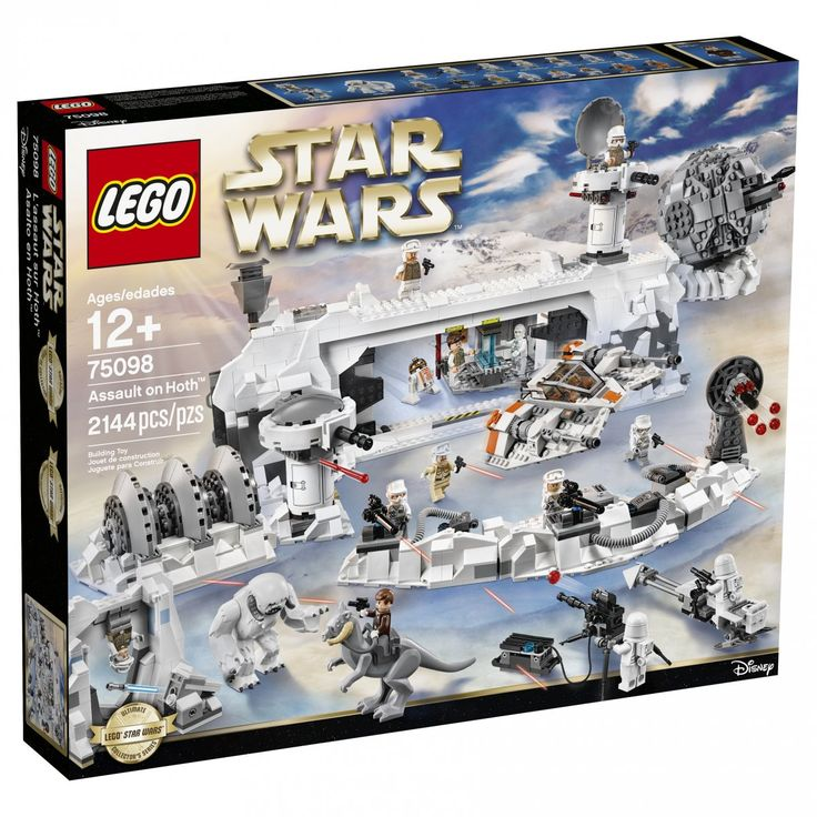 """The """"Assault on Hoth"""" set will be available May 1."""