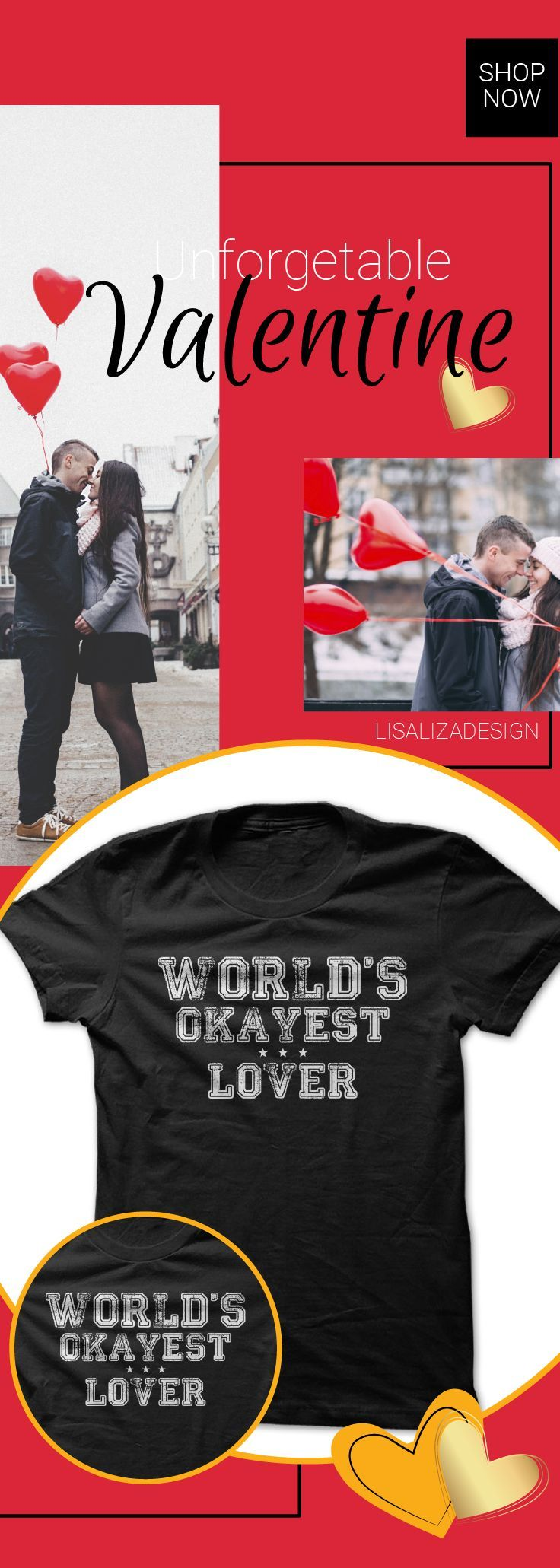 Worlds Okayest Lover.  Sunfrog Women/ Men  T Shirt / Hoodies  Love is in the air . Be My Valentine.  Shop for Darling Valentine TShirt from here. #valentine #valentinesday #valentinegift #lover #couple #inlove #Forhim #valentineforhim #forher #valentineday #redbubble #lisaliza #giftideas #present #ideas #february #love #boyfriend #girlfriend #Loveyou #Valentinegift #Forher