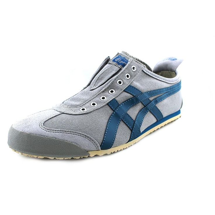 Onitsuka Tiger by Asics Mexico 66 Slip-On Sneakers Shoes #OnitsukaTigerbyAsics #AthleticSneakers