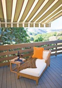 Best 25 Patio Awnings Ideas On Pinterest Garden Awning