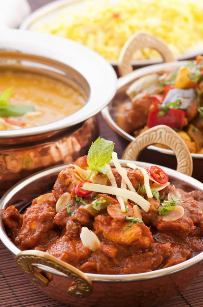 Authentic Indian Chicken Madras Curry   Food 2 Please