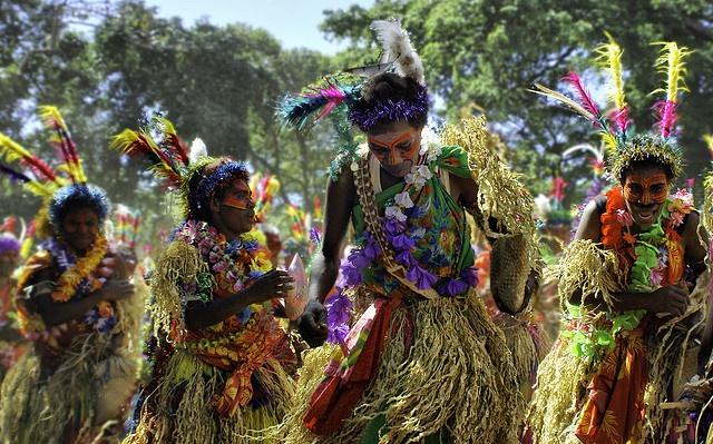 Vanuatu Dancing Tanna