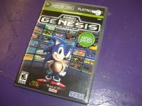 Sonic's Ultimate Genesis Collection game for Xbox 360 Complete Perfect FREE SHIPPING